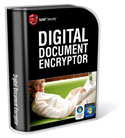Digital Document Encryptor - Vista Certified File Encryption and E-mail Encryption with AES 256 Strong Encryption