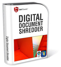 Digital Document Shredder