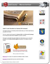 newsletter 20100907