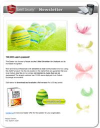 Newsletter 20110420