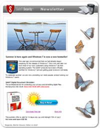 newsletter 20100707