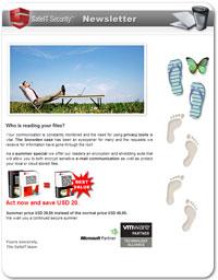 Newsletter 20130805