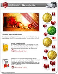 Newsletter 20111216