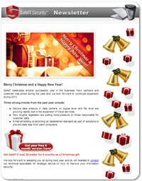 Newsletter 20121219
